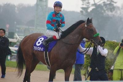 今年の3歳馬は強い!有馬記念はブラストワンピースがGI馬7頭を破りGI初制覇_b0015386_02464643.jpg