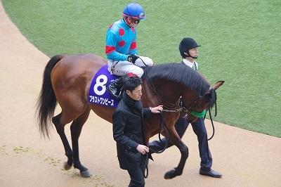 今年の3歳馬は強い!有馬記念はブラストワンピースがGI馬7頭を破りGI初制覇_b0015386_02465870.jpg
