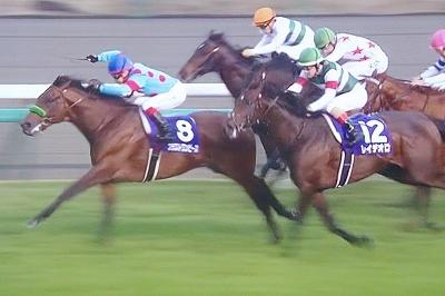 今年の3歳馬は強い!有馬記念はブラストワンピースがGI馬7頭を破りGI初制覇_b0015386_02474263.jpg
