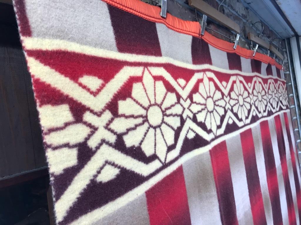 マグネッツ神戸店12/26(水)Vintage入荷! #2 Vintage Blanket!!!_c0078587_16224982.jpg