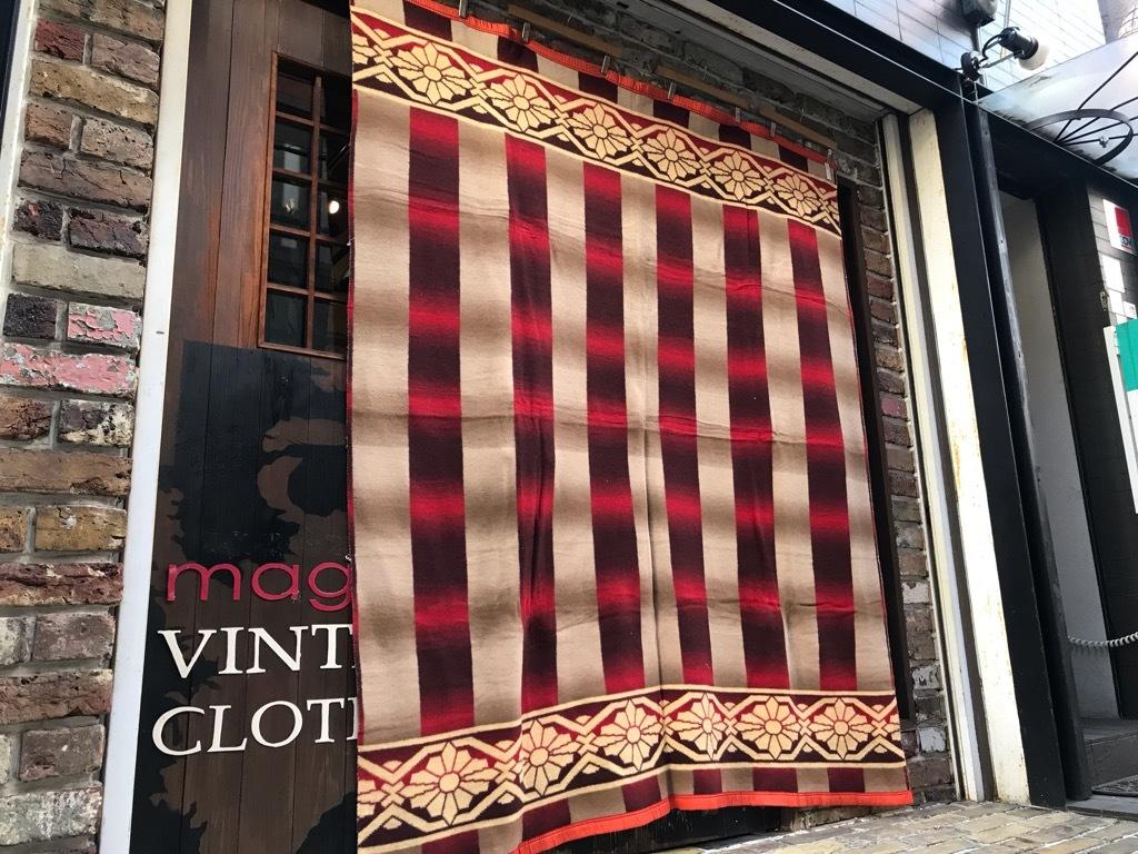 マグネッツ神戸店12/26(水)Vintage入荷! #2 Vintage Blanket!!!_c0078587_16225053.jpg