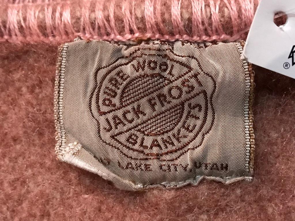 マグネッツ神戸店12/26(水)Vintage入荷! #2 Vintage Blanket!!!_c0078587_16465711.jpg