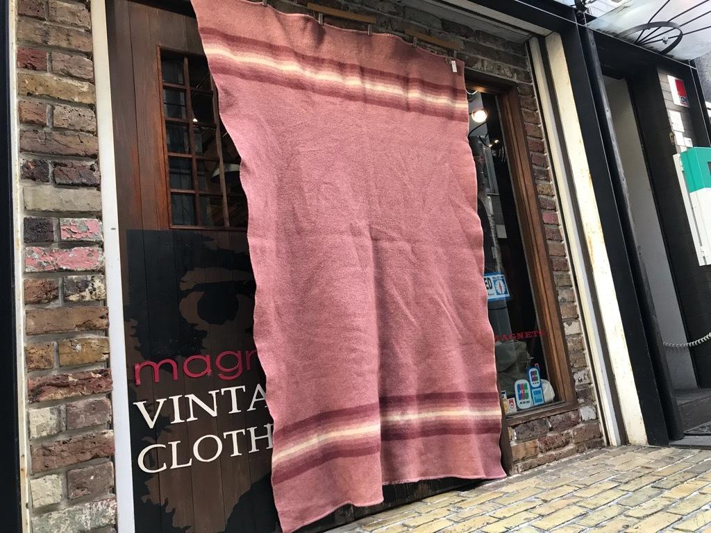 マグネッツ神戸店12/26(水)Vintage入荷! #2 Vintage Blanket!!!_c0078587_16465742.jpg