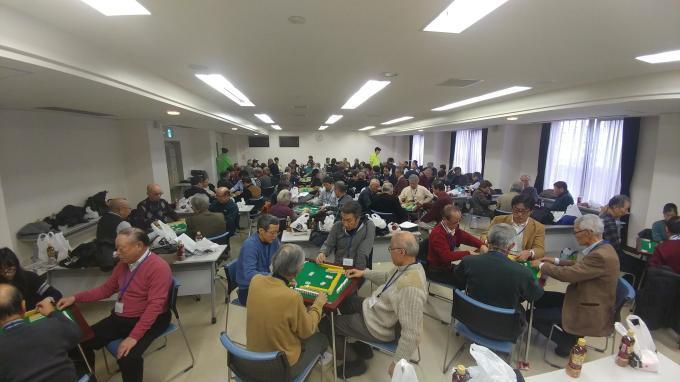全日本健康麻将選手権予選大会_b0369489_22412190.jpg