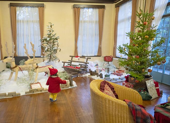 山手西洋館・世界のクリスマス2018・ベーリック・ホール_b0145398_20260592.jpg
