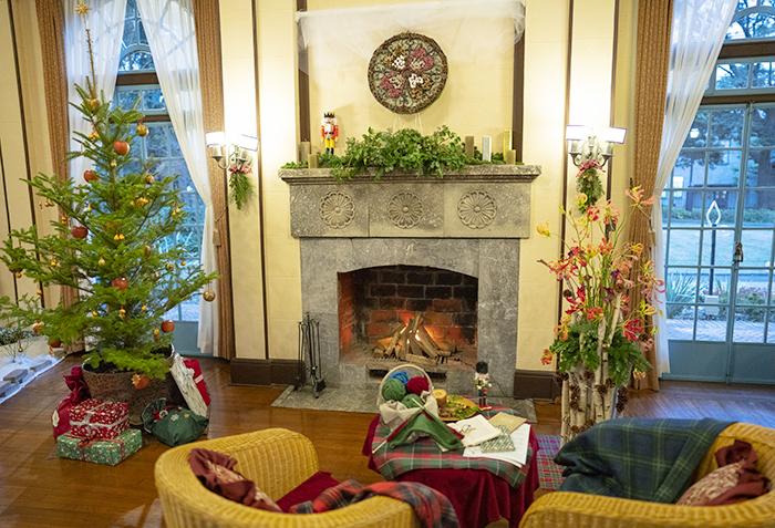山手西洋館・世界のクリスマス2018・ベーリック・ホール_b0145398_20264938.jpg