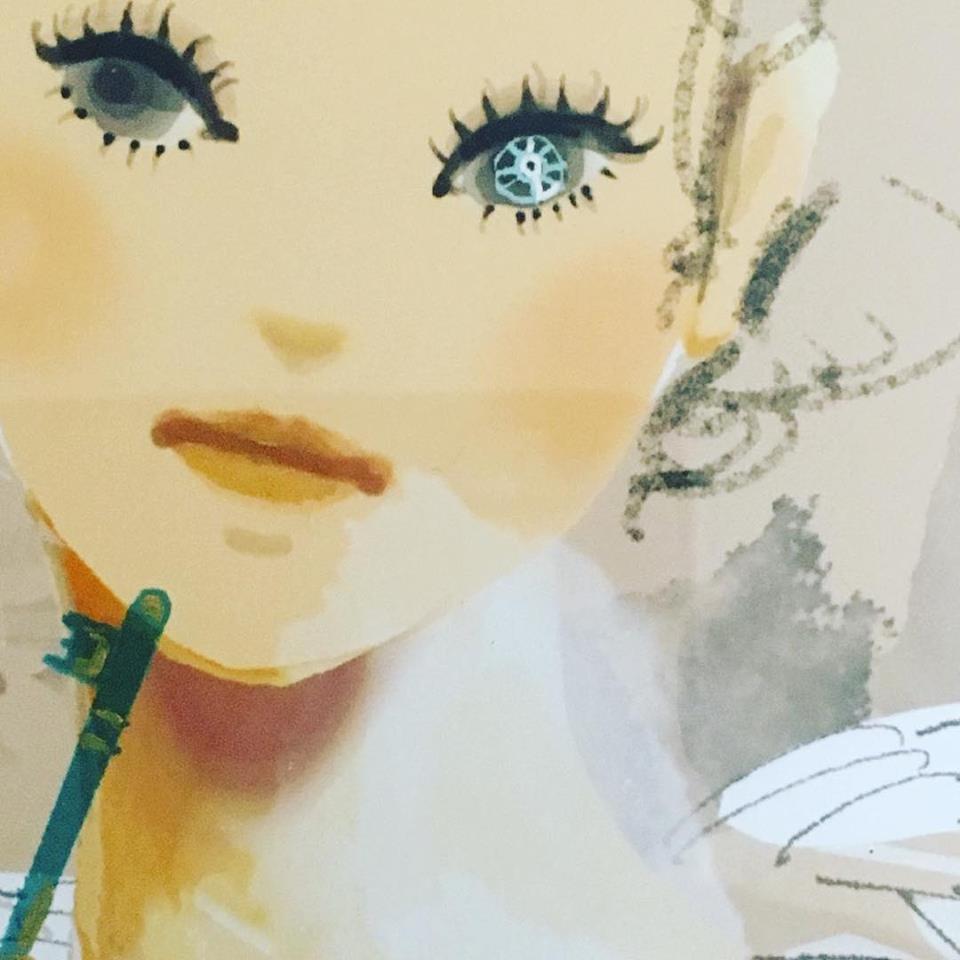 『天使4人展』MDP Gallery スペースM_f0172313_15425151.jpg