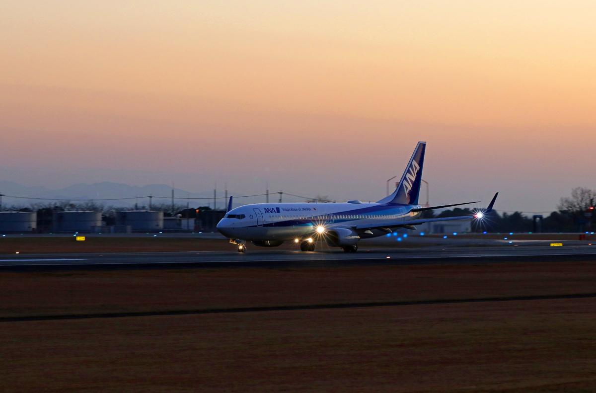 昨日の阿蘇熊本飛行場。_b0044115_09572289.jpg