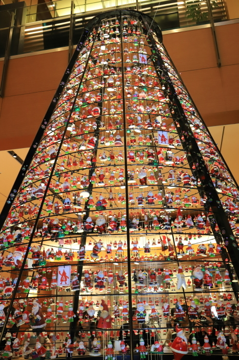 【MIDTOWN CHRISTMAS / サンタツリー】_f0348831_22385440.jpg