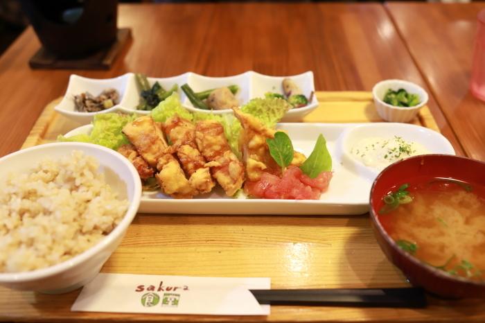*六本木*「sakura食堂」_f0348831_22414980.jpg
