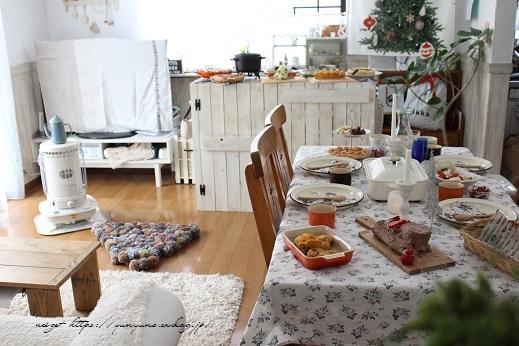 2018年我が家の恒例『クリスマスホームパーティ』は今年も盛りだくさん♪_f0023333_22570674.jpg