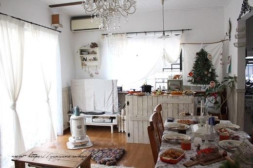 2018年我が家の恒例『クリスマスホームパーティ』は今年も盛りだくさん♪_f0023333_22571541.jpg