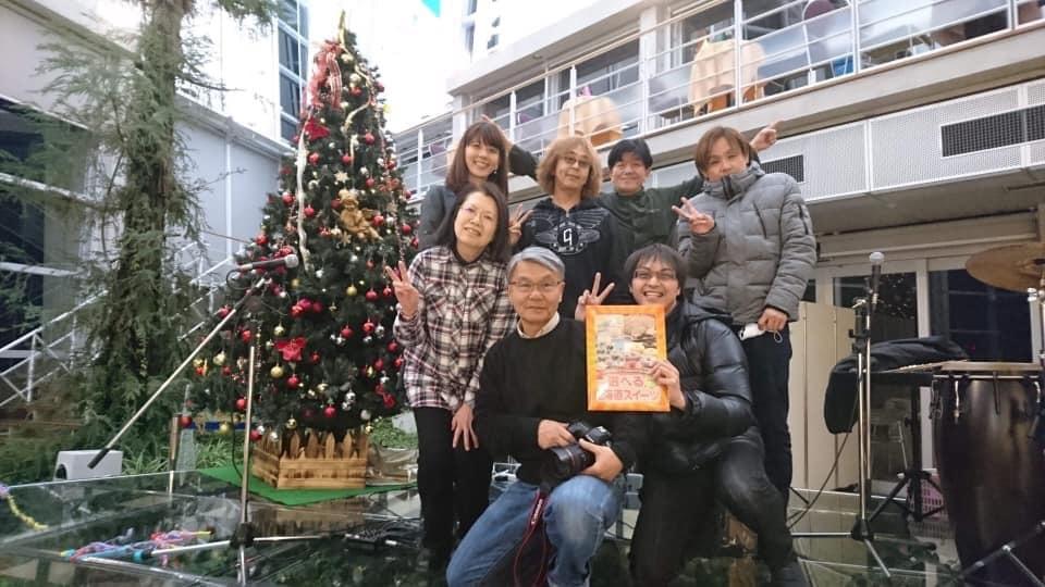 ブルーボネット クリスマスパーティ_f0373339_11092666.jpg