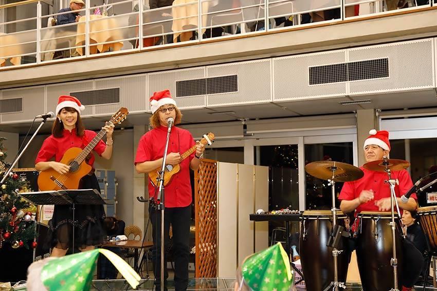 ブルーボネット クリスマスパーティ_f0373339_11093697.jpg