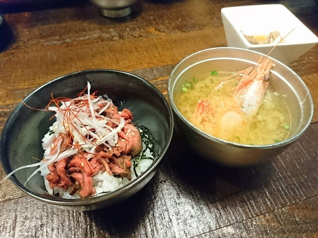 AB TO NiKU(エビトニク)(金沢市片町)_b0322744_23170841.jpg