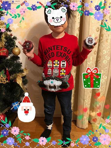 メリークリスマスな日☆_f0108346_22261639.jpg