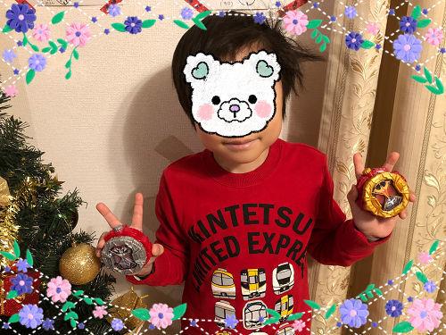 メリークリスマスな日☆_f0108346_22262101.jpg