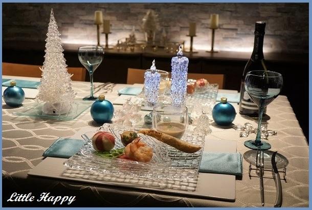 クリスマス・イブおうちディナー2018_d0269651_06523331.jpg