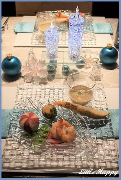 クリスマス・イブおうちディナー2018_d0269651_07111584.jpg