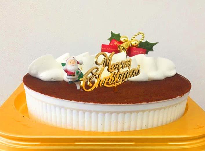 WAY書店TSUATAYA御所店内 パン工房カワ様設計!クリスマスケーキ!_f0300358_10404847.jpg