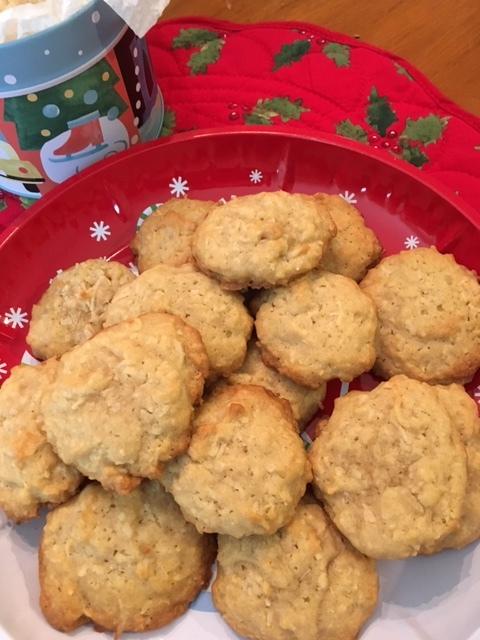 ココナツ・クッキーを焼きました_e0350971_02521485.jpg