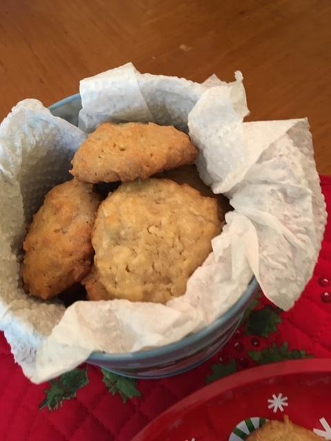 ココナツ・クッキーを焼きました_e0350971_02544635.jpg