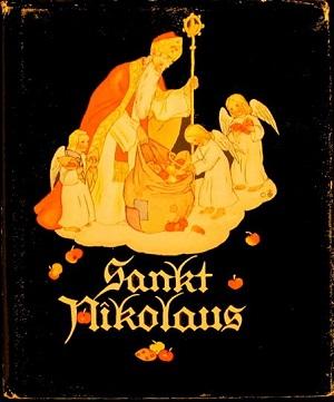 Book:イーダ・ボハッタ「Saint Nicholas」_c0084183_9363118.jpg