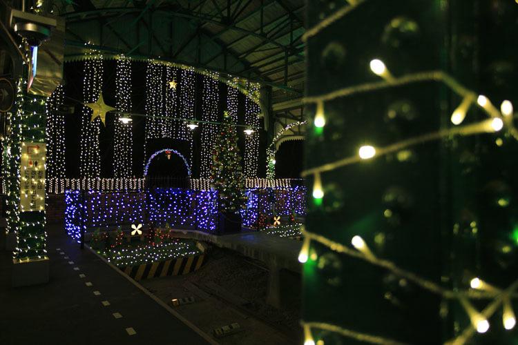 八瀬比叡山口「Illumi-station」_e0051888_07062063.jpg