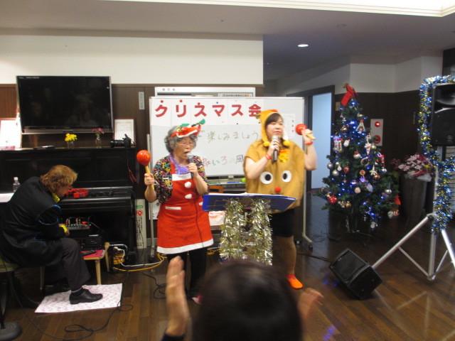 クリスマス会_a0158095_15425668.jpg