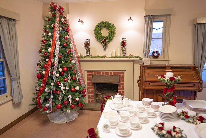 山手西洋館・世界のクリスマス2018・山手234番館・山手111番館のクリスマスツリー_b0145398_15490782.jpg