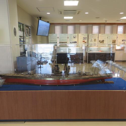 JR横須賀駅前のヴェルニー公園の戦艦陸奥の主砲_c0075701_16535640.jpg
