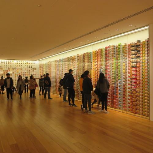 CUPNOODLES MUSEUM、YOKOHAMAを見学_c0075701_19445705.jpg