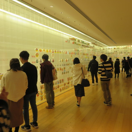 CUPNOODLES MUSEUM、YOKOHAMAを見学_c0075701_19450131.jpg