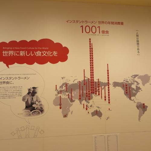 CUPNOODLES MUSEUM、YOKOHAMAを見学_c0075701_19464439.jpg