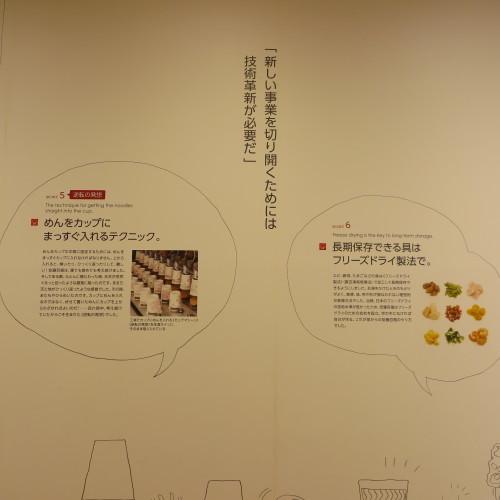 CUPNOODLES MUSEUM、YOKOHAMAを見学_c0075701_19472829.jpg
