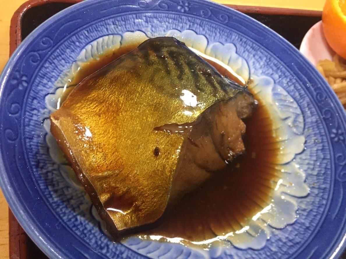 ますこ食堂 日替定食_e0115904_12242160.jpg