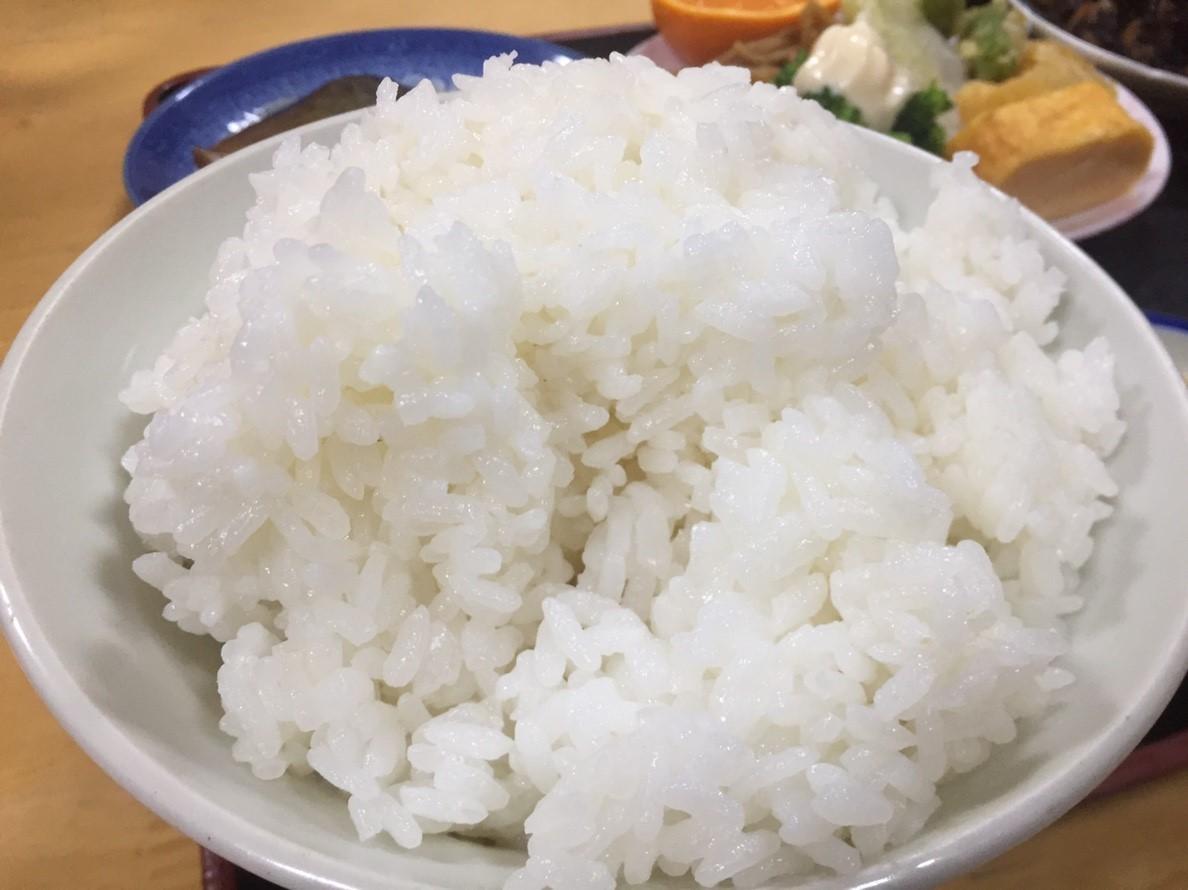 ますこ食堂 日替定食_e0115904_12294391.jpg