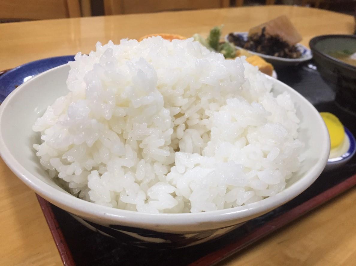 ますこ食堂 日替定食_e0115904_12294456.jpg