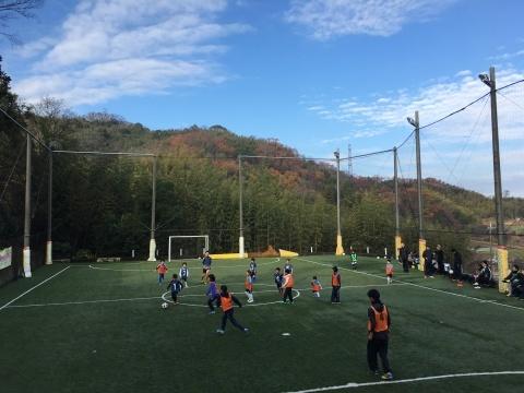 UNO 12/23(日) 2018年 ゆるUNO最終回 at UNOフットボールファーム_a0059812_16382900.jpg