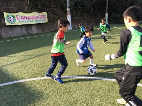 UNO 12/23(日) 2018年 ゆるUNO最終回 at UNOフットボールファーム_a0059812_16395775.jpg
