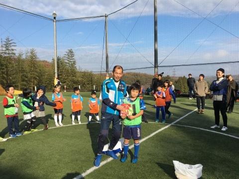 UNO 12/23(日) 2018年 ゆるUNO最終回 at UNOフットボールファーム_a0059812_16443047.jpg