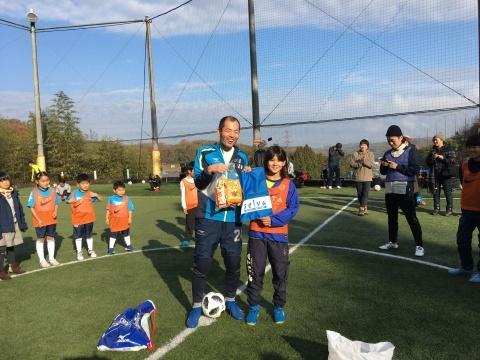 UNO 12/23(日) 2018年 ゆるUNO最終回 at UNOフットボールファーム_a0059812_16443694.jpg