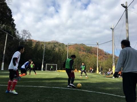 UNO 12/23(日) 2018年 ゆるUNO最終回 at UNOフットボールファーム_a0059812_17080229.jpg