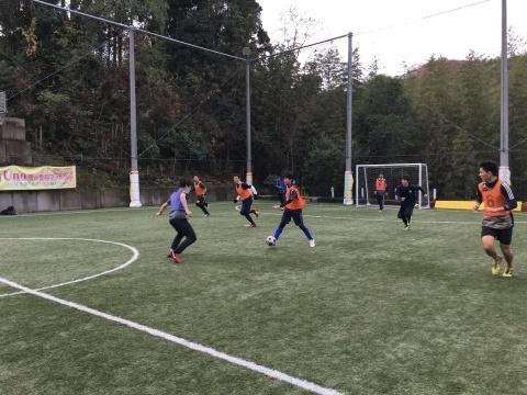 UNO 12/23(日) 2018年 ゆるUNO最終回 at UNOフットボールファーム_a0059812_18170883.jpg