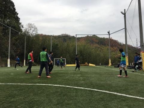 UNO 12/23(日) 2018年 ゆるUNO最終回 at UNOフットボールファーム_a0059812_18171163.jpg