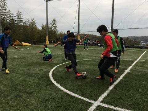 UNO 12/23(日) 2018年 ゆるUNO最終回 at UNOフットボールファーム_a0059812_18171582.jpg