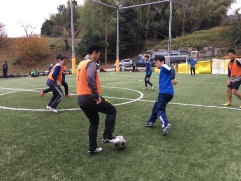 UNO 12/23(日) 2018年 ゆるUNO最終回 at UNOフットボールファーム_a0059812_18171866.jpg