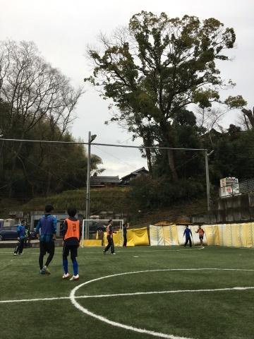 UNO 12/23(日) 2018年 ゆるUNO最終回 at UNOフットボールファーム_a0059812_18172168.jpg