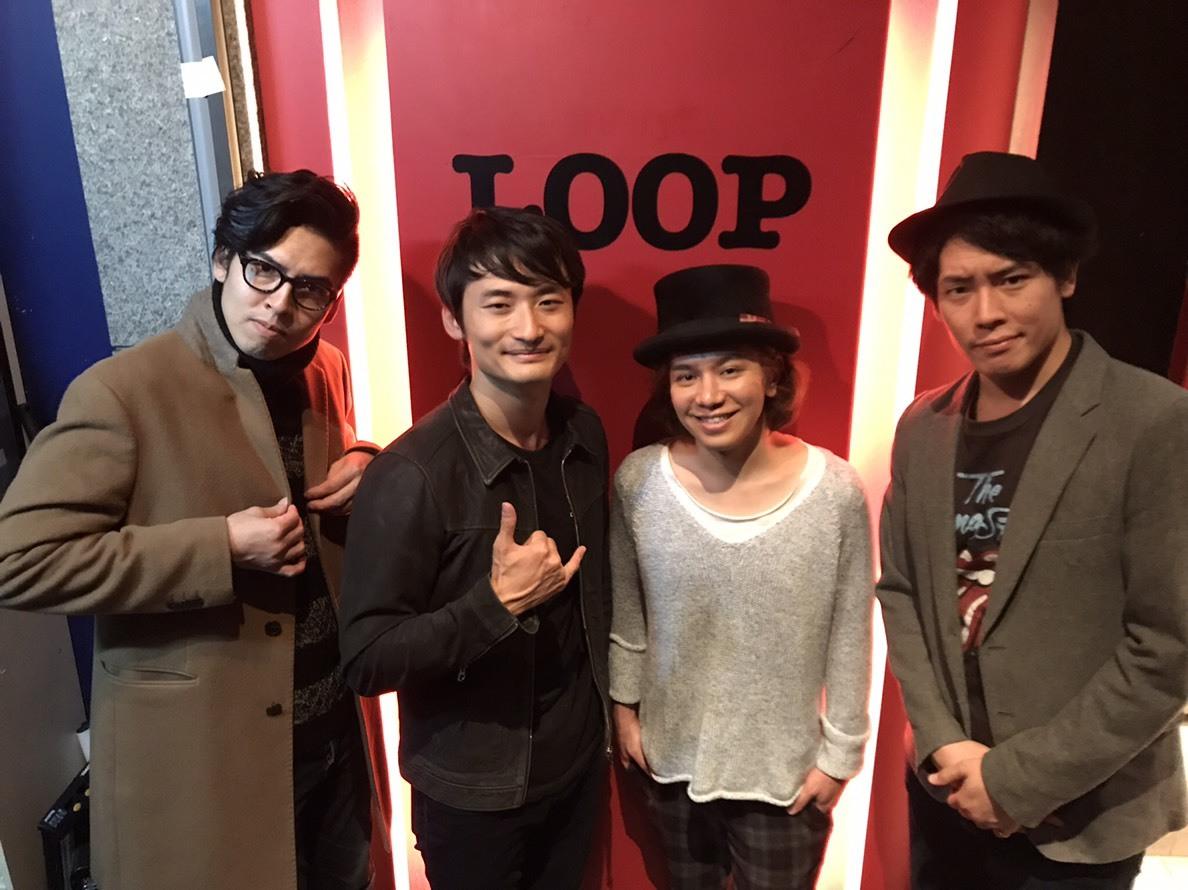 『森広隆×名渡山遼 ~Daikanyama LOOP 10th Anniversary~』代官山 LOOP _f0181924_23274419.jpg