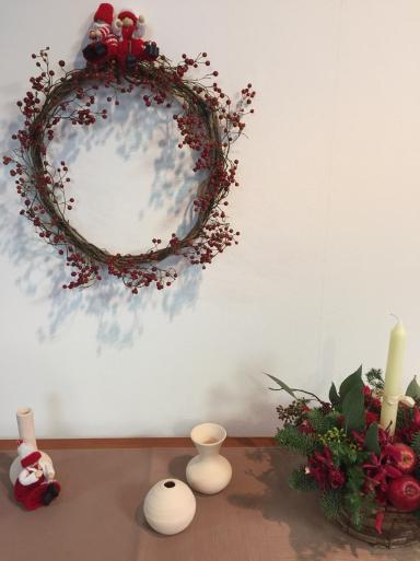 自宅でクリスマスパーティー_c0223630_12102518.jpg
